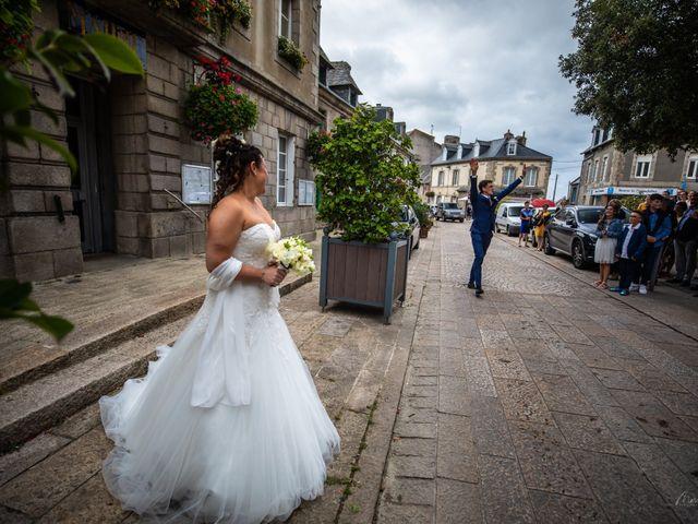 Le mariage de Jean-Christophe et Mylène à Kerlouan, Finistère 18