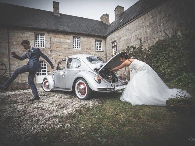 Le mariage de Jean-Christophe et Mylène à Kerlouan, Finistère 23