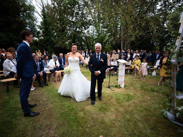 Le mariage de Jean-Christophe et Mylène à Kerlouan, Finistère 25