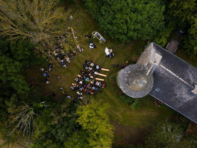 Le mariage de Jean-Christophe et Mylène à Kerlouan, Finistère 26