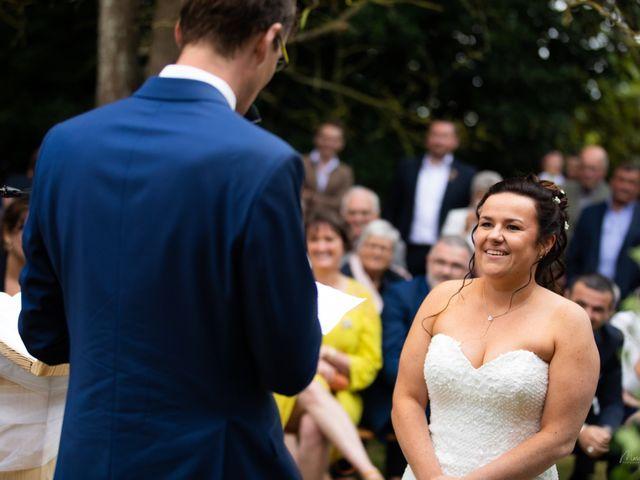 Le mariage de Jean-Christophe et Mylène à Kerlouan, Finistère 32