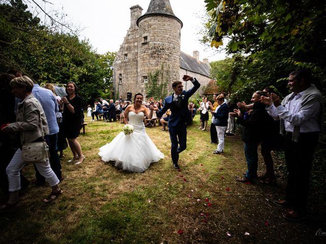 Le mariage de Jean-Christophe et Mylène à Kerlouan, Finistère 36