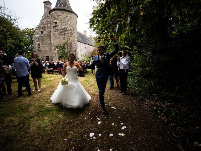 Le mariage de Jean-Christophe et Mylène à Kerlouan, Finistère 37