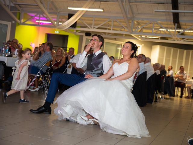 Le mariage de Jean-Christophe et Mylène à Kerlouan, Finistère 56