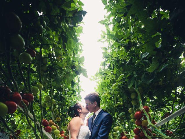 Le mariage de Jean-Christophe et Mylène à Kerlouan, Finistère 73