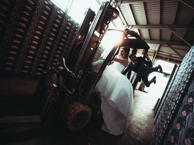 Le mariage de Jean-Christophe et Mylène à Kerlouan, Finistère 74