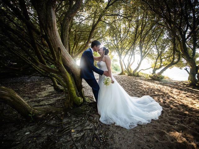 Le mariage de Jean-Christophe et Mylène à Kerlouan, Finistère 75