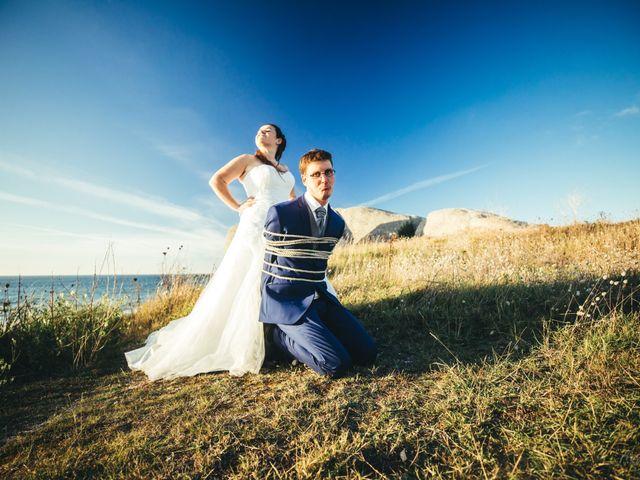 Le mariage de Jean-Christophe et Mylène à Kerlouan, Finistère 86