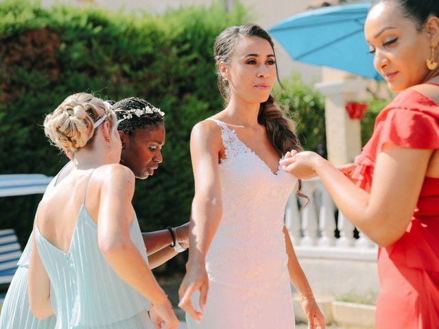 Le mariage de Bastien et Jessica à Marseille, Bouches-du-Rhône 4