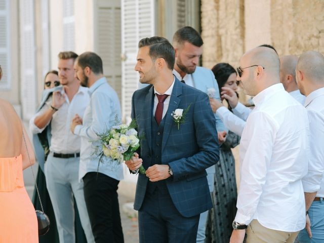 Le mariage de Bastien et Jessica à Marseille, Bouches-du-Rhône 9