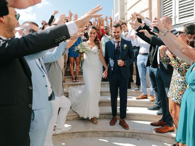 Le mariage de Bastien et Jessica à Marseille, Bouches-du-Rhône 19