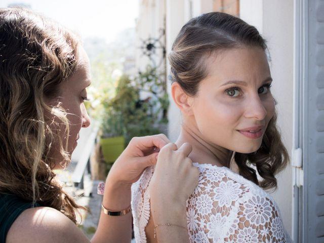 Le mariage de Nicolas et Vanessa à Paris, Paris 1