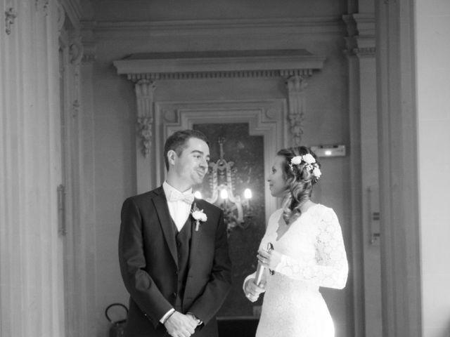 Le mariage de Nicolas et Vanessa à Paris, Paris 20