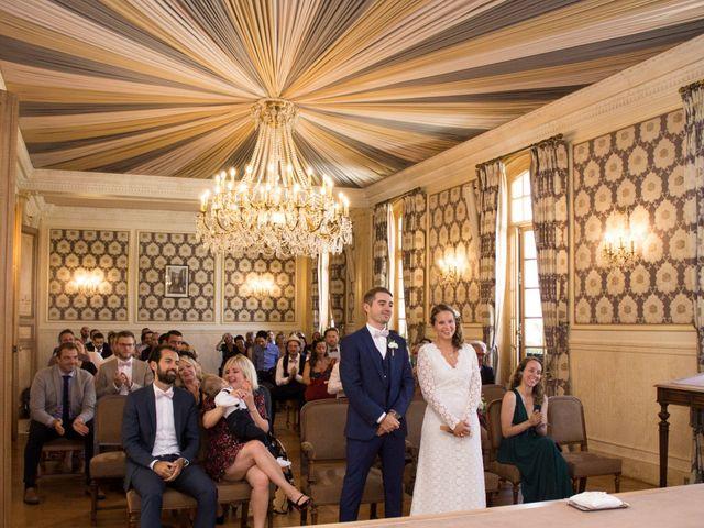 Le mariage de Nicolas et Vanessa à Paris, Paris 21