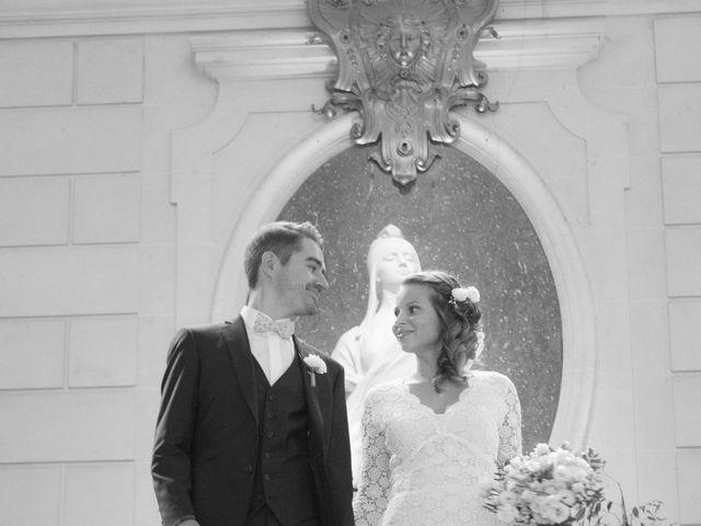 Le mariage de Nicolas et Vanessa à Paris, Paris 22