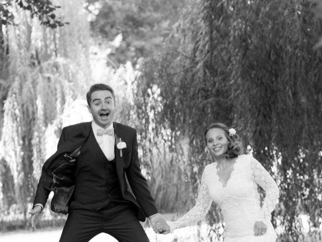 Le mariage de Nicolas et Vanessa à Paris, Paris 26