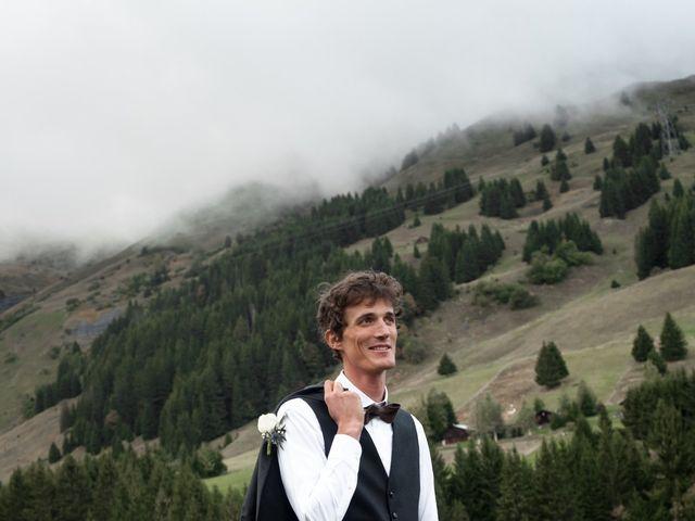 Le mariage de Florent et Mathilde à Les Contamines-Montjoie, Haute-Savoie 43