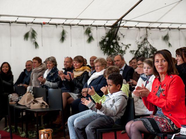 Le mariage de Florent et Mathilde à Les Contamines-Montjoie, Haute-Savoie 51
