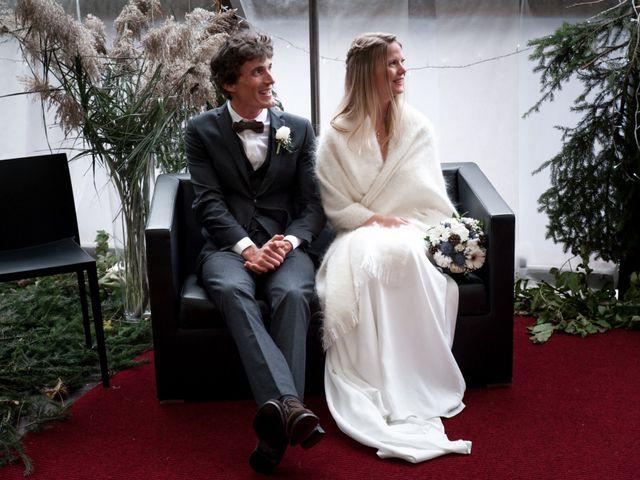 Le mariage de Florent et Mathilde à Les Contamines-Montjoie, Haute-Savoie 52