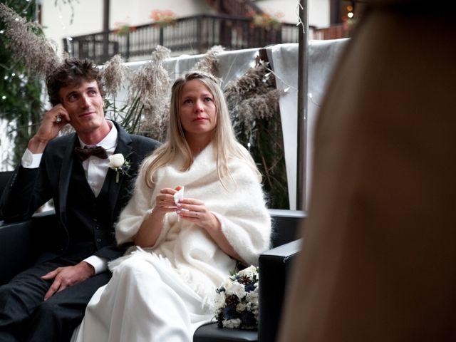 Le mariage de Florent et Mathilde à Les Contamines-Montjoie, Haute-Savoie 55