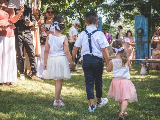 Le mariage de Beti et Fred à Bessières, Haute-Garonne 9
