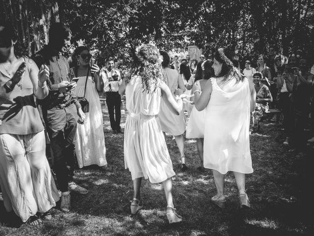 Le mariage de Beti et Fred à Bessières, Haute-Garonne 10