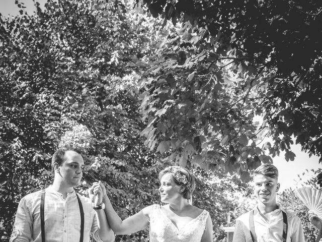 Le mariage de Beti et Fred à Bessières, Haute-Garonne 12