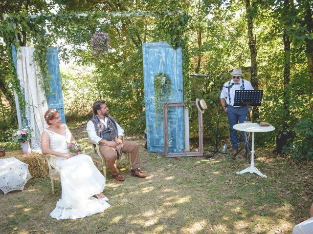 Le mariage de Beti et Fred à Bessières, Haute-Garonne 14