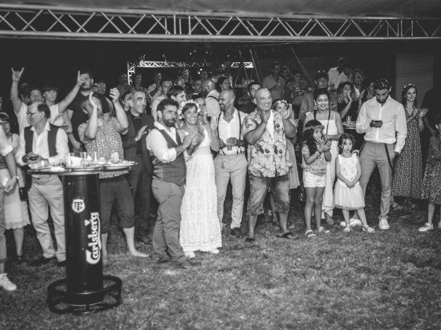 Le mariage de Beti et Fred à Bessières, Haute-Garonne 33