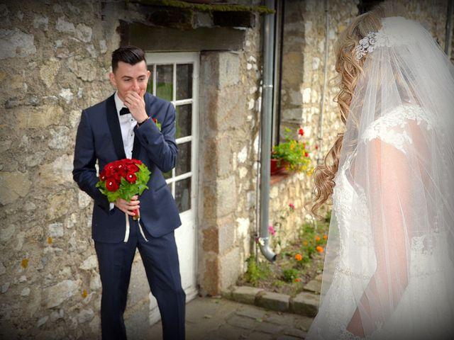 Le mariage de Leslie et Jona à Houdan, Yvelines 9