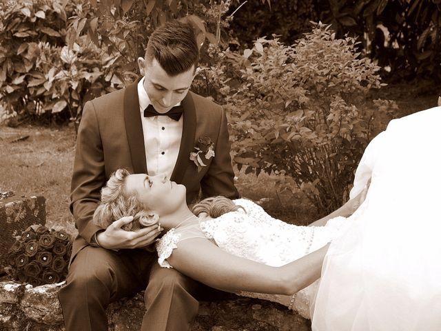 Le mariage de Leslie et Jona à Houdan, Yvelines 20