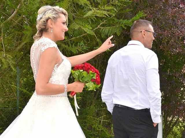 Le mariage de Leslie et Jona à Houdan, Yvelines 23