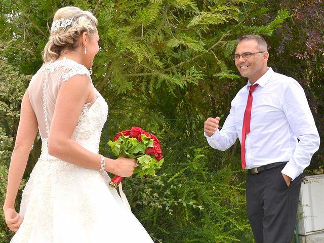 Le mariage de Leslie et Jona à Houdan, Yvelines 24