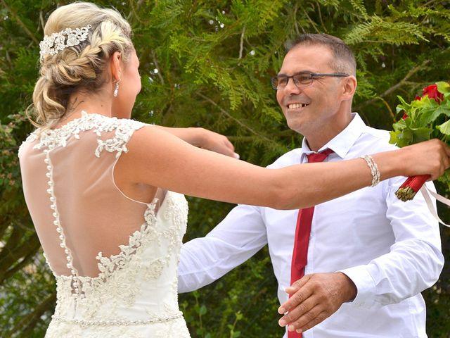 Le mariage de Leslie et Jona à Houdan, Yvelines 25