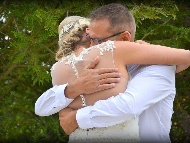 Le mariage de Leslie et Jona à Houdan, Yvelines 26