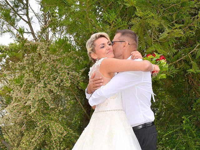 Le mariage de Leslie et Jona à Houdan, Yvelines 28