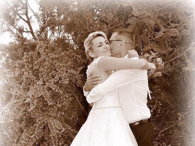 Le mariage de Leslie et Jona à Houdan, Yvelines 29