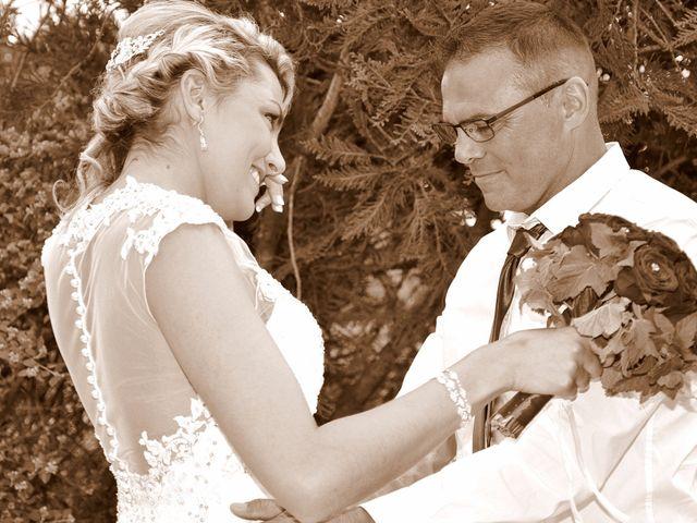 Le mariage de Leslie et Jona à Houdan, Yvelines 33