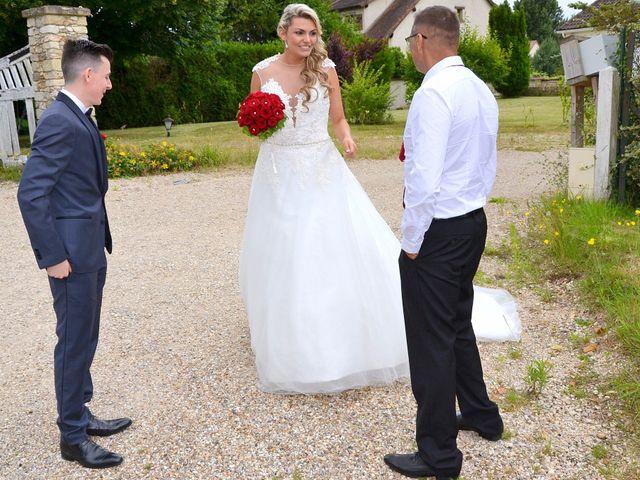 Le mariage de Leslie et Jona à Houdan, Yvelines 34