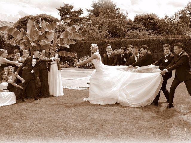 Le mariage de Leslie et Jona à Houdan, Yvelines 40
