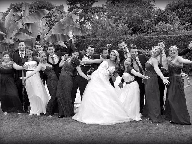 Le mariage de Leslie et Jona à Houdan, Yvelines 44