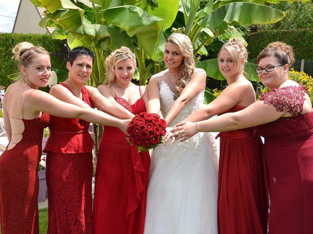 Le mariage de Leslie et Jona à Houdan, Yvelines 46