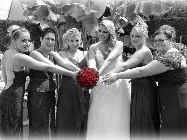 Le mariage de Leslie et Jona à Houdan, Yvelines 47