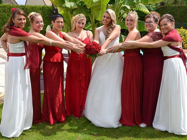 Le mariage de Leslie et Jona à Houdan, Yvelines 48