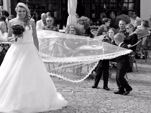 Le mariage de Leslie et Jona à Houdan, Yvelines 50