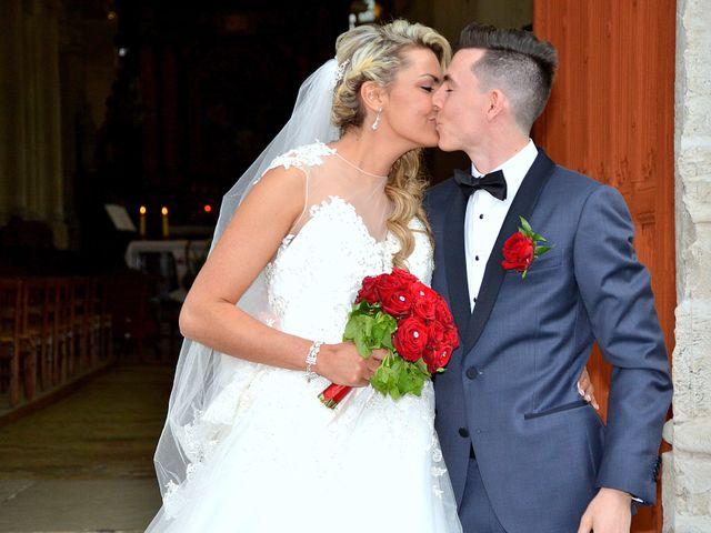 Le mariage de Leslie et Jona à Houdan, Yvelines 52