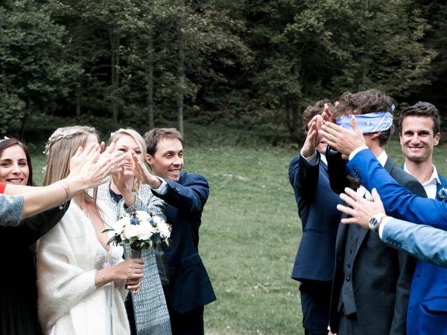 Le mariage de Florent et Mathilde à Les Contamines-Montjoie, Haute-Savoie 7