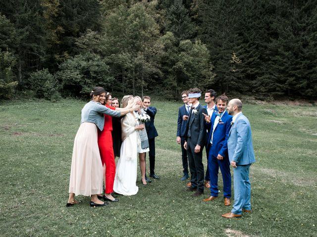 Le mariage de Florent et Mathilde à Les Contamines-Montjoie, Haute-Savoie 8