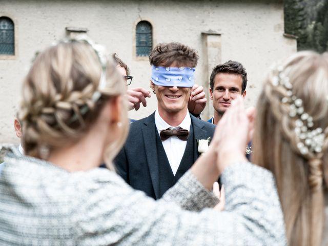 Le mariage de Florent et Mathilde à Les Contamines-Montjoie, Haute-Savoie 9