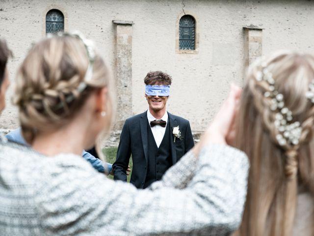 Le mariage de Florent et Mathilde à Les Contamines-Montjoie, Haute-Savoie 10